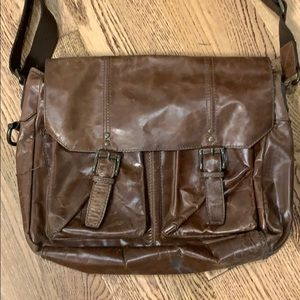 Fossil messenger / computer bag